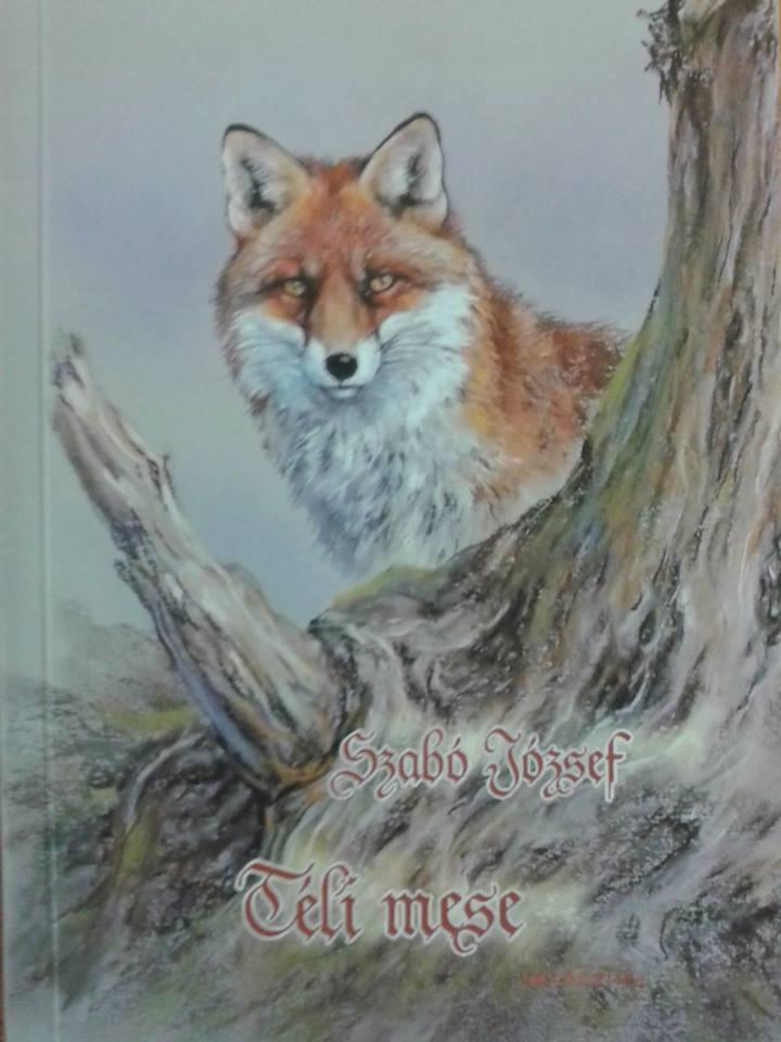 A vadászíró közkedvelt téli regénye, a Téli mese könyvről kép. Vadászat, erdő, vad.